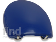 Standard plus Toilet Seat Blue