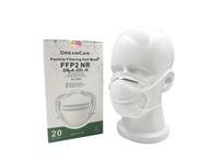 DreamCan FFP2 Moulded Mask Unvalved