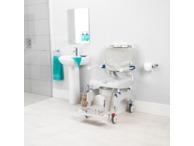 Aquatec Ocean Ergo Shower Chair Commode (150kg)