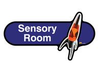 Sensory Room Sign