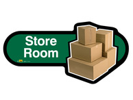 Store Room Sign