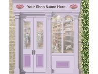 Sweet Shop 2665mm Wide