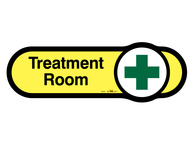 Treatment Room Sign
